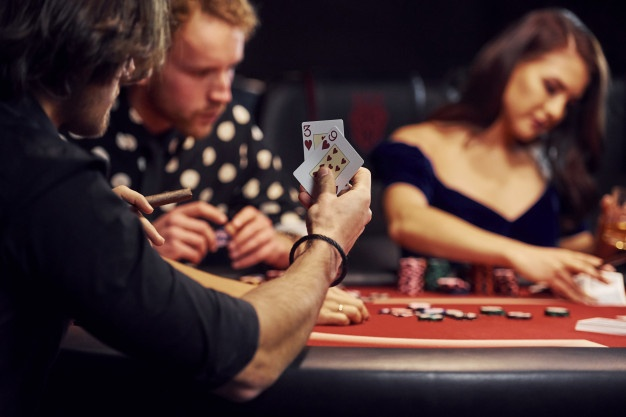 Casino Poker At Betsson - Be Sure To Enjoy Online Poker On Our Website Today!