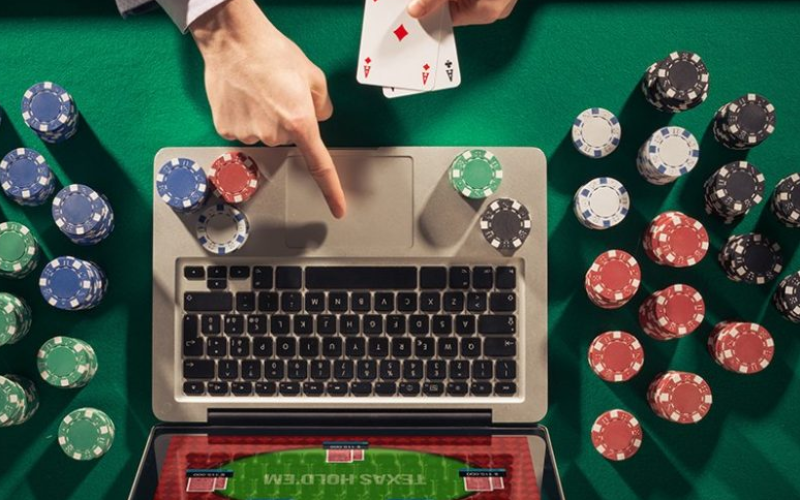Play Online Poker - No-Download Poker Games - Sports Betting