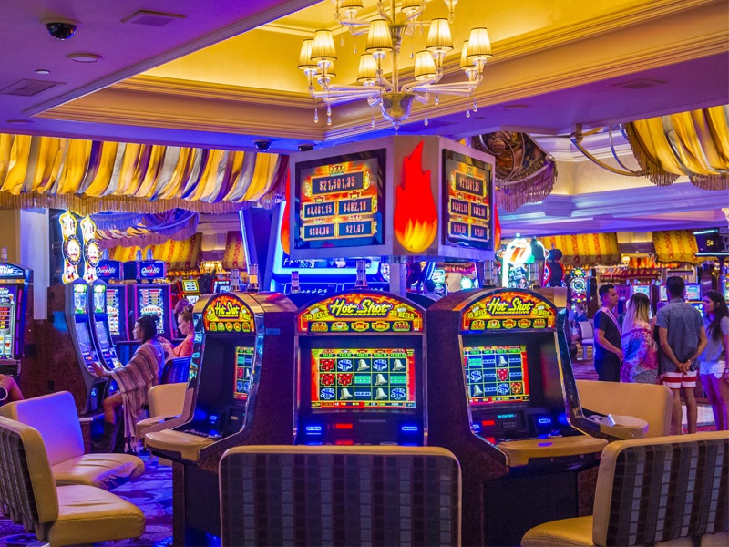 Play Slots And Win The Bingo Jackpots Gambling