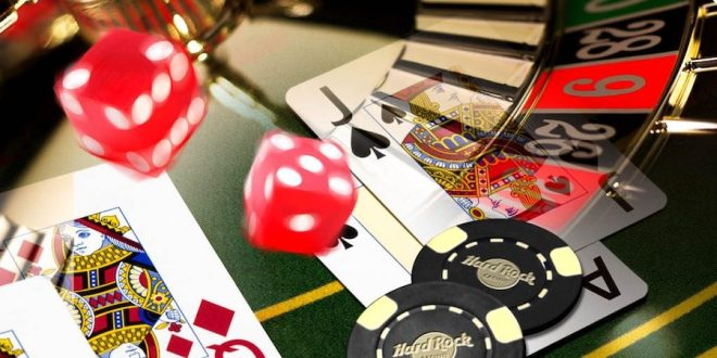 Free Online Casino To Play Betting