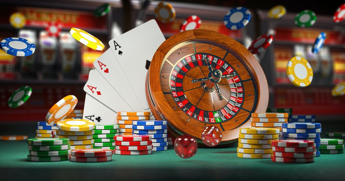 Ultimate Casino Poker Betting Overview