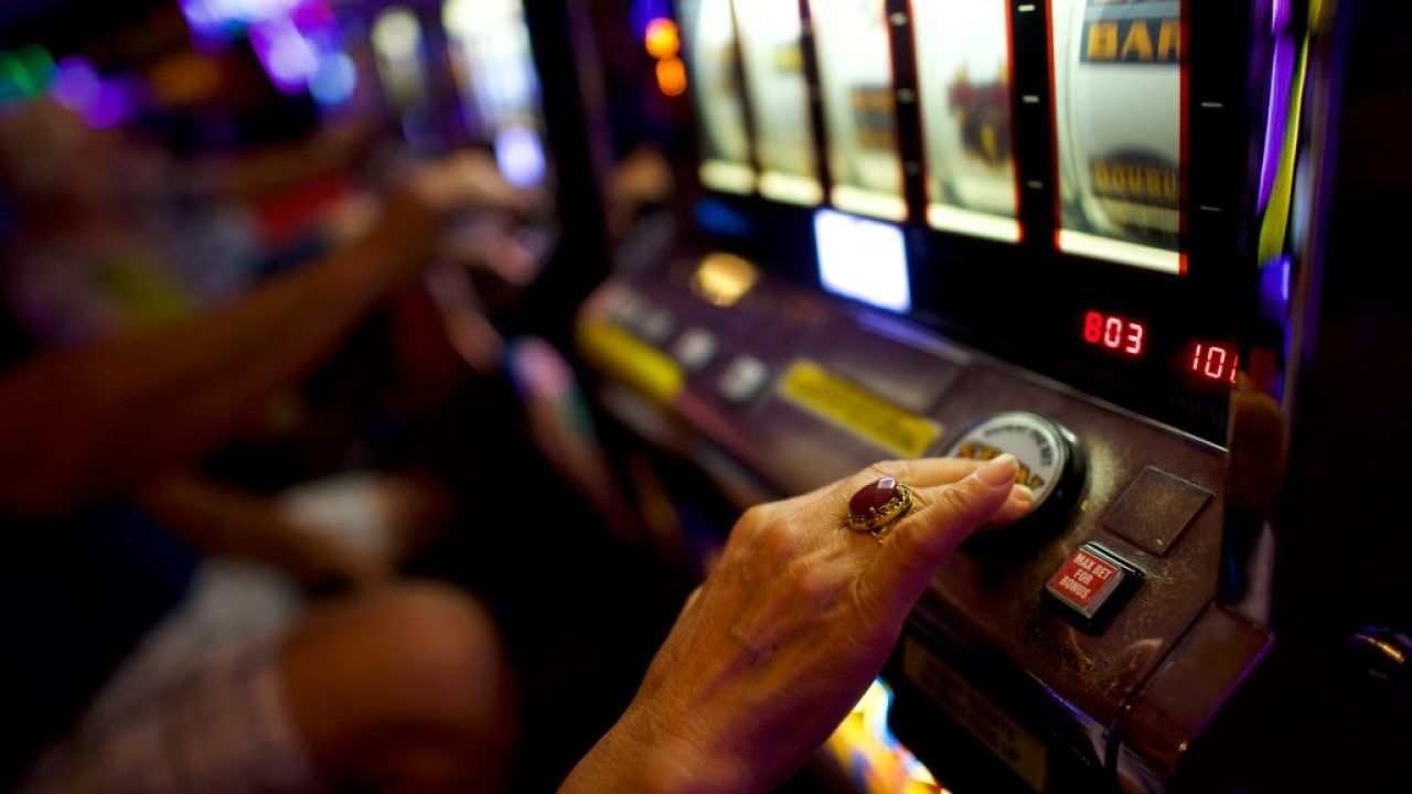 Large Cash In Online Casino Game