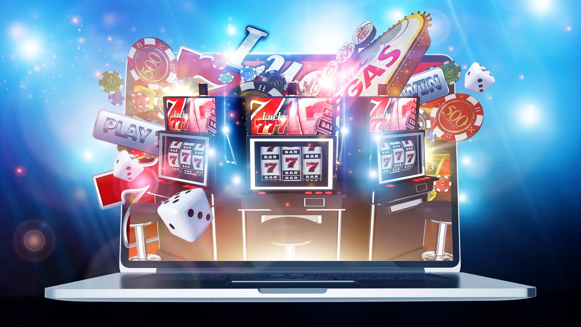 Eight Artistic Methods You May Enhance Your Online Casino