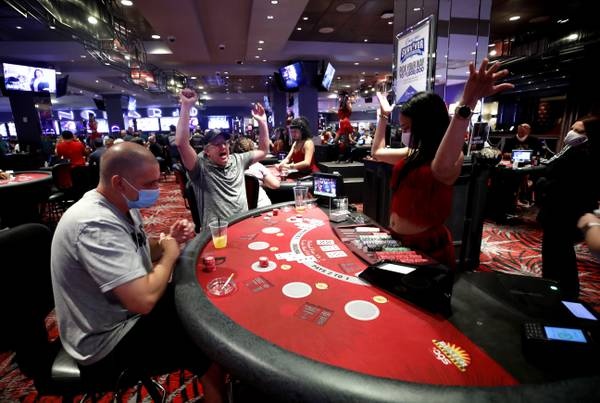 Online Gambling Anybody Could Be Pleased With