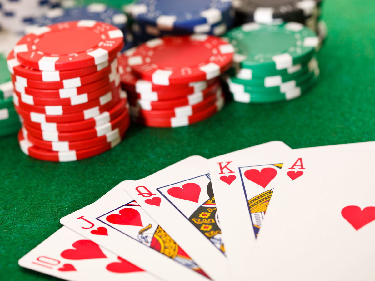 Now You'll be able to Have Your Casino Accomplished Safely.