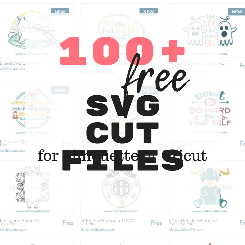 Four Unbelievable Free Svg Files For Cricut Examples